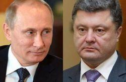 Чей план победит – Порошенко или Путина?