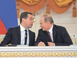 Путин устроил разнос нерадивым министрам