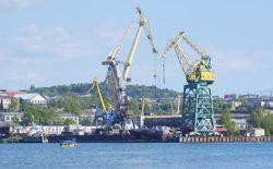 Тарифы в портах Крыма втрое выше российских