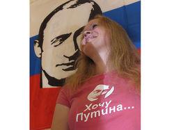 Запредельный рейтинг Путину обеспечивают российские женщины – СМИ