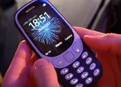 В Барселоне официально представили новую версию Nokia 3310