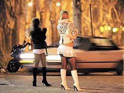 В Париже манифестанты требуют полного запрета проституции - нравы