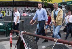 При мэрии Киева Кличко создаст представительство Майдана