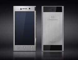 Gresso Radical — российский люксовый смартфон из титана