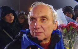 Игорь Козловский на свободе