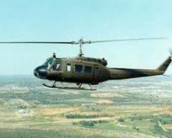 В США разбился вертолет, заработавший славу во времена войны во Вьетнаме