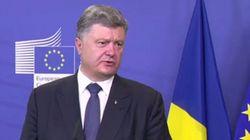 Порошенко призвал Россию прекратить огонь уже на этой неделе