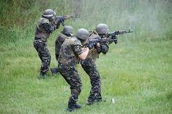 Большинство бойцов в новом батальоне из Прикарпатья – из Крыма и Донбасса