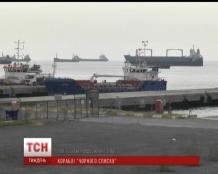 «Санкции? Нет, не слышали»: круизный лайнер из ФРГ зашел в порт Ялты