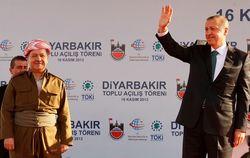 Премьер Турции Эрдоган  впервые произнес слово Курдистан  публично – причины