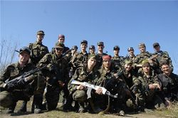 Выданное Путиным оружие боевики заберут с собой на Кавказ – Данилов