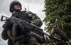 В ходе АТО силовики захватили террорристов и ПЗРК