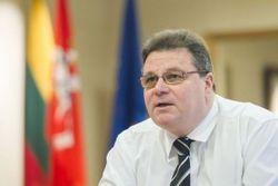 МИД Литвы: мир не может доверять России, хотя восток Украины нуждается в помощи