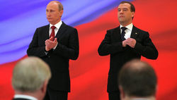 За два года выполнена только половина майских указов Путина