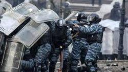 Столкновения в Киеве вспыхнули с новой силой