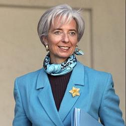 Лагард констатирует прогресс Украины в выполнении программы МВФ