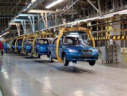 В Украине практически не производятся легковые авто