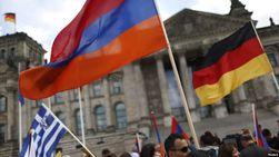 Бундестаг напомнил Турции, что воспоминания дают свободу