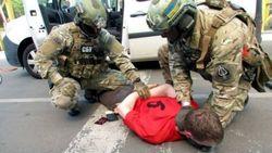 Дома во Франции у задержанного в Украине террориста нашли взрывчатку