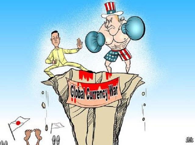 Доллар в маленьком плюсе нафоне роста доходности госбондов США