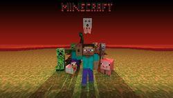 Нижний мир Minecraft