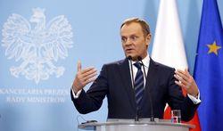 Европа займет «отважную, но не радикальную» позицию по Украине – Туск