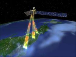 Япония запустила спутник для уведомления о стихийных бедствиях