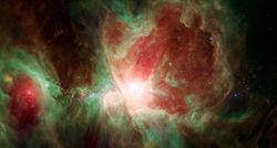 Опубликованы снимки телескопа Спитцер поражающие взгляд