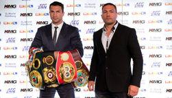 Чемпионский бой Кличко с Пулевым отложен из-за травмы украинца – СМИ