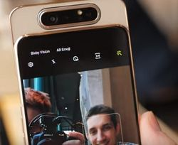 Samsung Galaxy A80: что, почем и когда