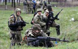 На востоке Украины Россия повторяет сценарий войны с Грузией – Найем