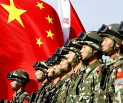 В Китае армии разрешили проводить антитеррористические операции за рубежом