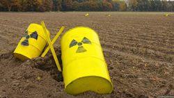 Жидкие ядерные отходы