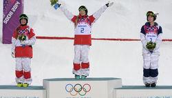 Первое золото Сочи-2014 - у американца Коценбурга