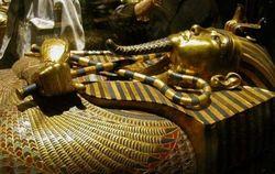 """Ученые: Тутанхамон погиб от травм, полученных в результате """"древнейшего ДТП"""""""