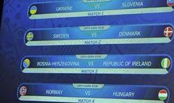 Букмекеры считают Украину фаворитом матча со Словенией