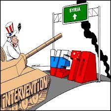 Войне США против Сирии помешало мировое сообщество