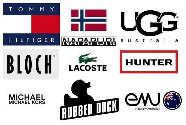 89403033b3c 35 ведущих брендов и продавцов одежды у россиян в августе 2014 г.