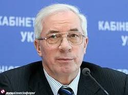 Азаров считает бессмысленными соцопросы о вступлении Украины в ЕС