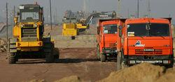 Узбекистан: в Ташкенте «во имя Президента» закапывают дороги