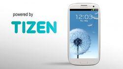 Официально представлен первый смартфон на Tizen -  Samsung Z