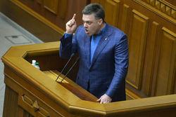 Тягнибок: Парламент, покрывающий московскую агентуру, не должен существовать