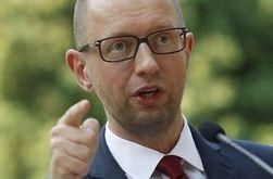 """Яценюк о газовых переговорах: Путин хочет """"заморозить"""" Украину"""