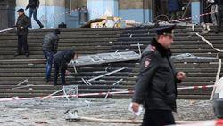 На месте взрыва в Волгограде найдена неразорвавшася граната Ф-1