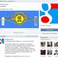 """Российская группа Google зарегистрировала страницу """"ВКонтакте"""""""
