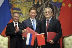 Дешевизну газа для Китая компенсируют повышением налогов для россиян