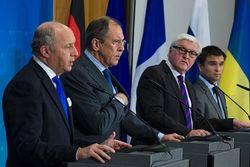 Встреча «нормандской четверки» на уровне политдиректоров состоится 25 марта в Париже