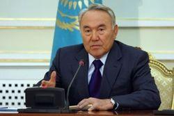 Отпустить тенге в свободное плавание было наименьшим злом – Назарбаев