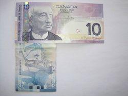 Курс доллара США снизился к канадскому доллару на фоне данных по рознице Канады