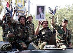 Армия Асада в Сирии использует российское бесшумное стрелковое оружие